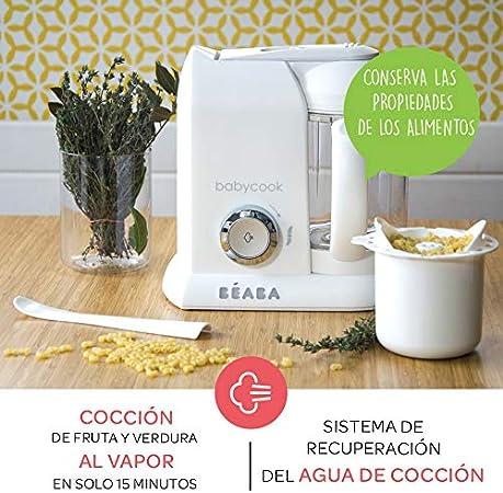 UK IMPORT - Color: Rose Gold Robot de cocina 4-en-1 B/éaba Babycook Solo MACARONS Edici/ón Limitada