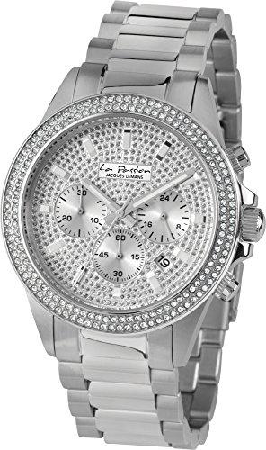 Jacques Lemans La Passion LP-112A Wristwatch for women With Swarovski crystals