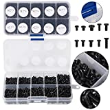 Laptop/Notebook/Computer Screw Kit [1,000 pcs] for IBM, HP, Dell, Lenovo, Toshiba & More