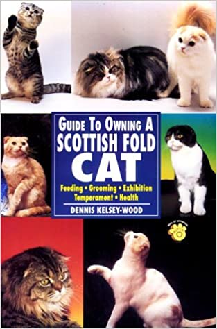 Book Guide to Owning a Scottish Fold Cat