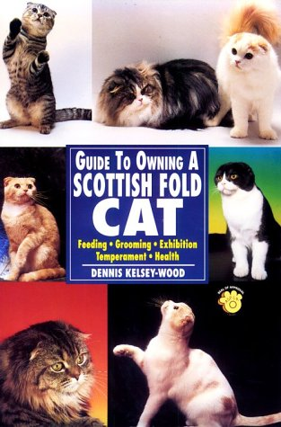 Guide to Owning a Scottish Fold Cat by Brand: TFH Publications
