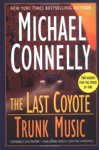 Coyote Trunk Music Harry Bosch product image
