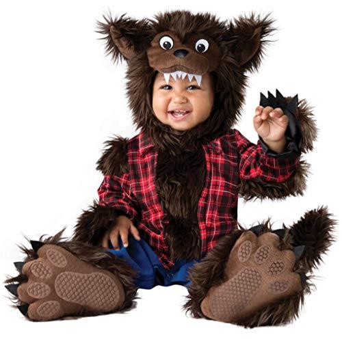 In Fashion Kids Baby Werewolf Costume (12-18