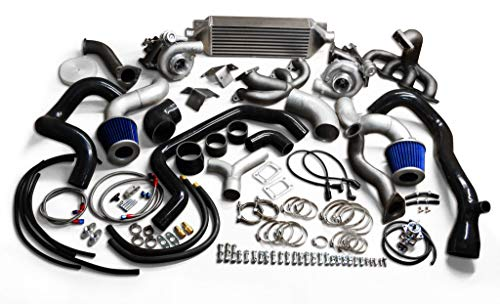universal twin turbo kit - 4