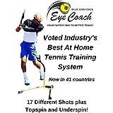 Billie Jean King's Eye Coach Pro Model-Your Fastest Way to Better Tennis!