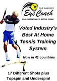 Billie Jean King's Eye Coach Pro Model-Your Fastest Way to Better Tennis!