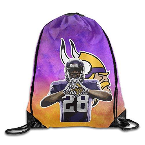 Price comparison product image Show Time Running Back 28 AP Backpack Gymsack Drawstring Shoulder Bags