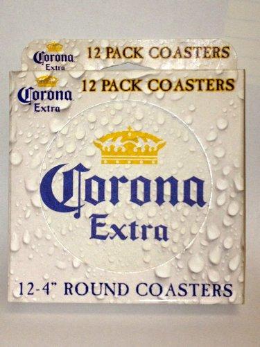 Corona Extra 12 Pack Coasters ()