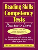 Reading Skills Competency Tests, Walter B. Barbe and Henriette L. Allen, 013021325X
