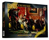 Legends of the Silver Screen - Classic Interlude Jigsaw Puzzle 1000pc