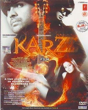 Amazon. Com: karz (2008) (dvd/hindi movie/bollywood/indian cinema.