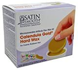 Satin Smooth Calendula Gold Microwaveable Wax Kit