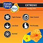 Fresh Step Advanced Extreme Clumping Cat Litter with Odor Control 13