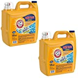 ARM & HAMMER Clean Burst Liquid Laundry Detergent, 255 fl oz 2 Pack