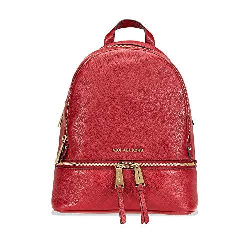 Leather Backpack Handbags - 8