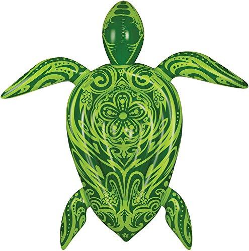 Coconut Float's Gigantic Sea Turtle Pool Raft 8 Feet -