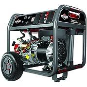 Briggs & Stratton 30549, 7500 Running Watts/9375 Starting Watts, Gas Powered Portable Generator