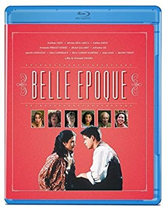 Amazon.com: Belle Epoque [Blu-ray]: Penelope Cruz, Jorge ...