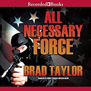 All Necessary Force Audiobook