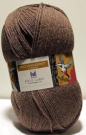 Dale Garn hakkespett - Lana para tejer calcetines: Amazon.es: Juguetes y juegos