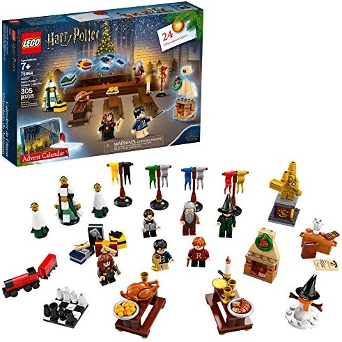LEGO Potter Calendar 75964 Building product image