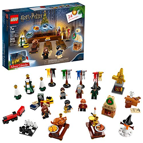 LEGO Harry Potter Advent Calendar 75964 Building Kit (305Piece)