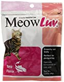 Cheap Meow Luv Tuna Flavor Cat Snacks, 2.1-Ounce Pouches (Pack Of 30)