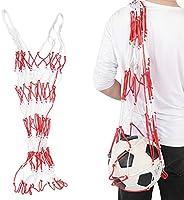 Sports Mesh Sports Equipment Bag, with Strong Bearing Capacity and Large Capacity, Sports Carrying Mesh Bag Ho
