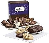 Fairytale Brownies Cookie & Sprite Combo Gourmet Food Gift Basket Chocolate Box