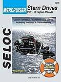 New Seloc Mercruiser Sterndrive Motor Engine Repair Manual 2001-13 SEC 3208