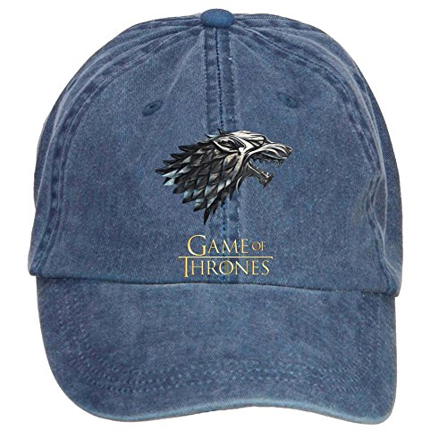 Tommery Unisex Game Of Thrones Hip Hop Baseball Caps