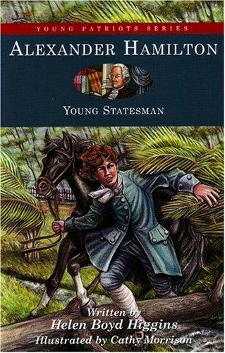 Alexander Hamilton Young Statesman Patriots product image