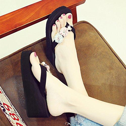 scarpa moda le infradito estate clip da spiaggia informale scarpe d FLYRCX donna antislittamento casual Outdoor qn0t1t