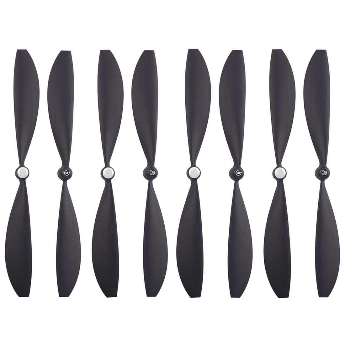 Helistar Propellers 4 Pairs Blades Accessories for GoPro Karma Drone Self-Tightening Propeller CW CCW Props by Helistar (Image #7)