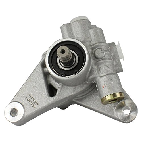 Brand new DNJ Power Steering Pump PSP1087 for 99-04 / Acura CL MDX TL Honda Pilot - No Core ()