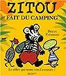 Zitou fait du camping par Paterson