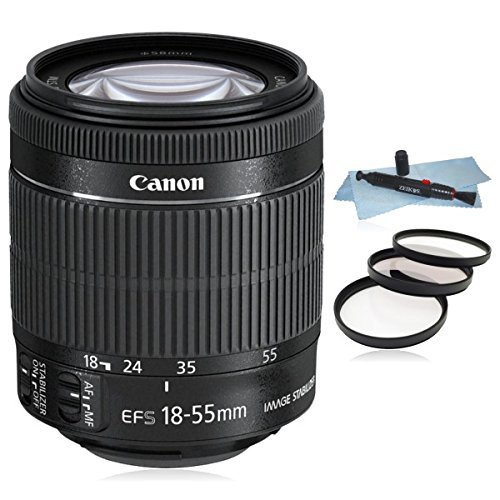 Canon EF-S 18-55mm f/3.5-5.6 IS STM Lens  for Canon EOS SLR