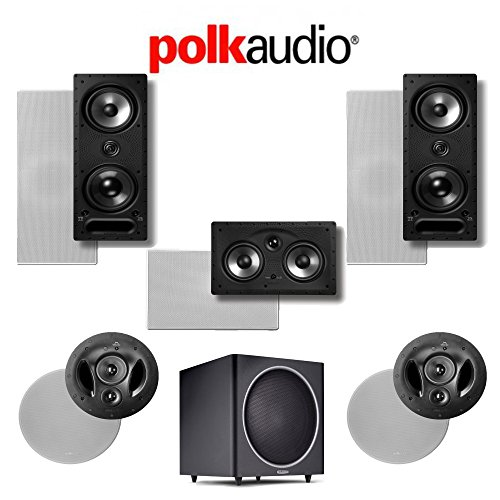 Bestselling Ceiling & In-Wall Speakers
