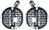 Kuryakyn 5445 Rear Turn Signal LED Light with Smoke Lens