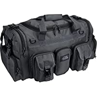 "Mens Large 22"" Duffel Duffle Military Molle Tactical Gear Shoulder Strap Travel Bag"