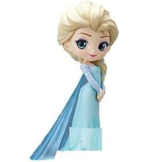 Q posket Disney Characters Figure Frozen Princess Elsa Pastel ver