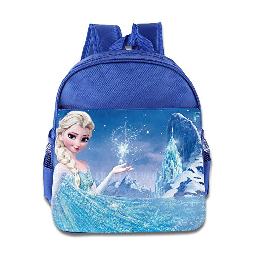 Price comparison product image Frozen Kids School Backpack Bag RoyalBlue