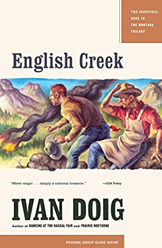 book cover of English Creek