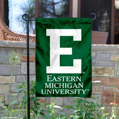 EMU Eagles Garden Flag and Yard Banner