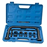 engine valve spring - MOSTPLUS Engine Overhead Solid Valve Spring Compressor Automotive Tool C Clamp Service Set-10 Pieces