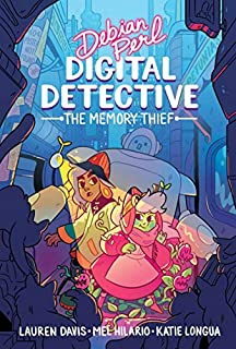 Book Cover: Debian Perl: Digital Detective: The Memory Thief
