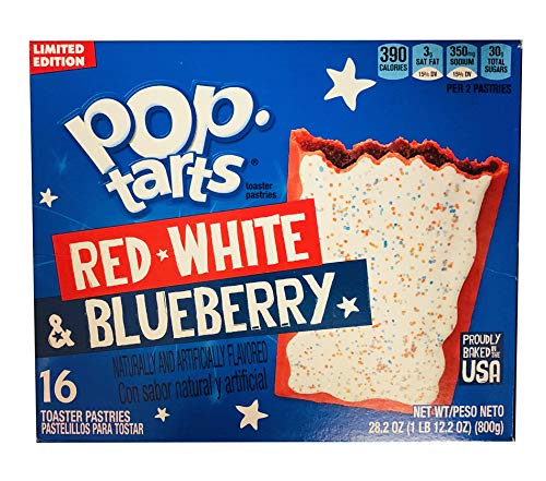 Pop-Tarts Limited Edition Breakfast Toaster Pastries 28.2 ()