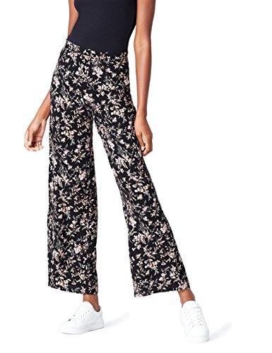 Mix Find Pantaloni black Donna Nero rrqIg