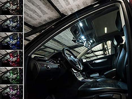 Maxtron Licht Innenraumbeleuchtung 6000k Kalt Weiß Beleuchtung Innenlicht Set Für Auto I30n I30 N Pd Mit Panoramadach Auto