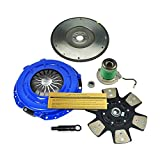 08 mustang flywheel - EFT STAGE 3 CLUTCH KIT+FLYWHEEL 2005-2010 FORD MUSTANG 4.6L V8 SHELBY GT BULLITT